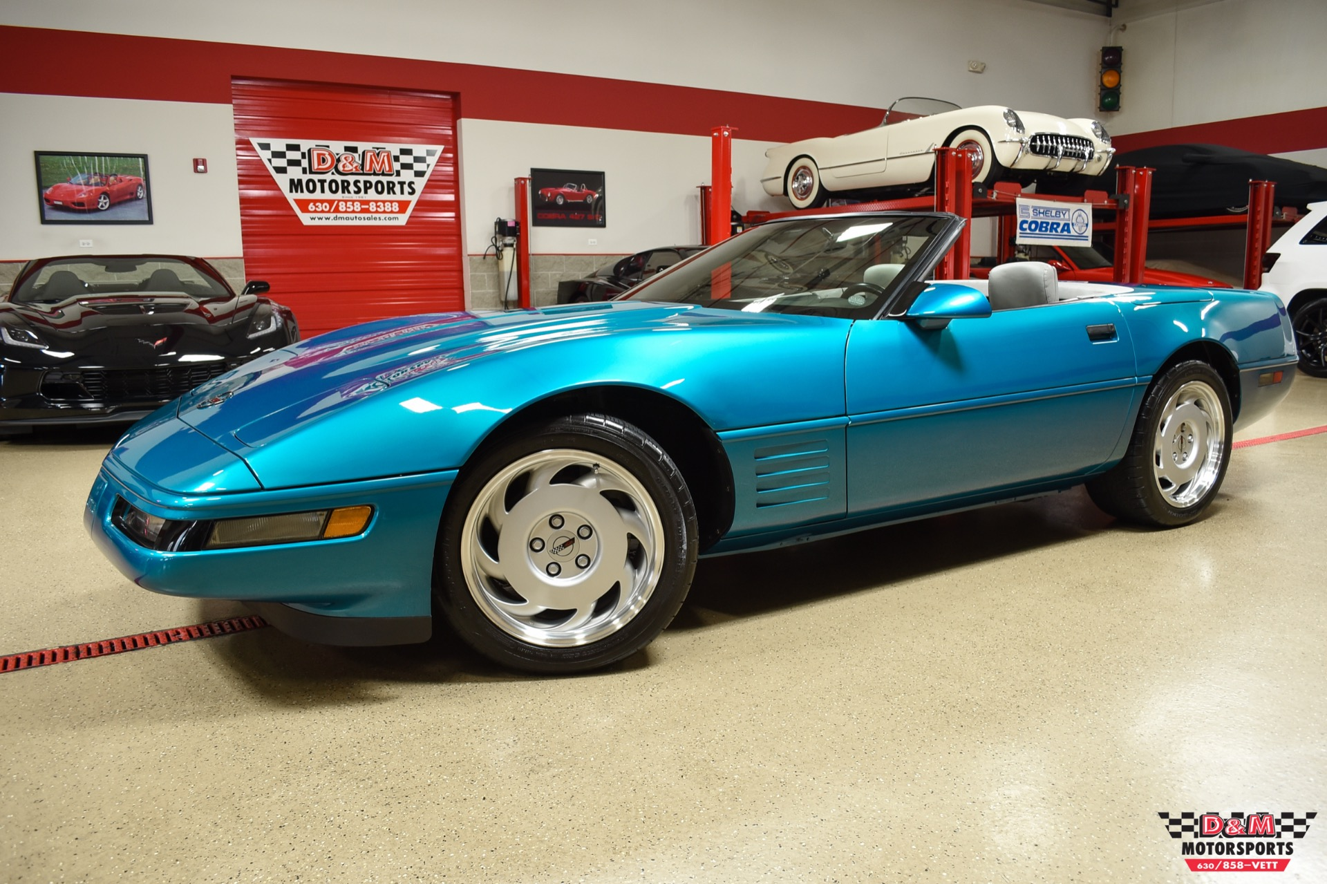1992 chevrolet corvette convertible stock m4322 for sale near glen ellyn il il chevrolet dealer 1992 corvette interior parts