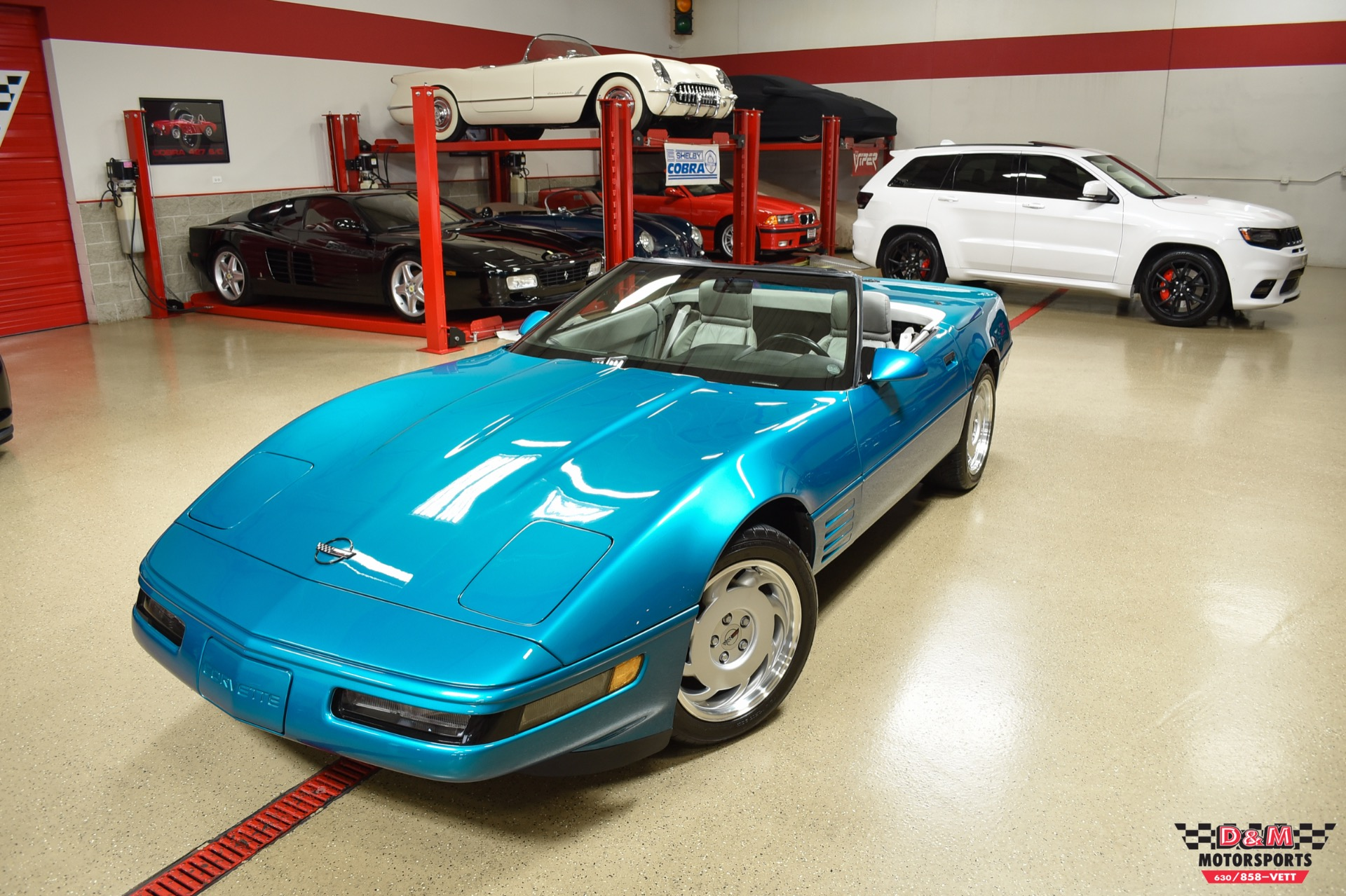 Used 1992 Chevrolet Corvette Convertible | Glen Ellyn, IL