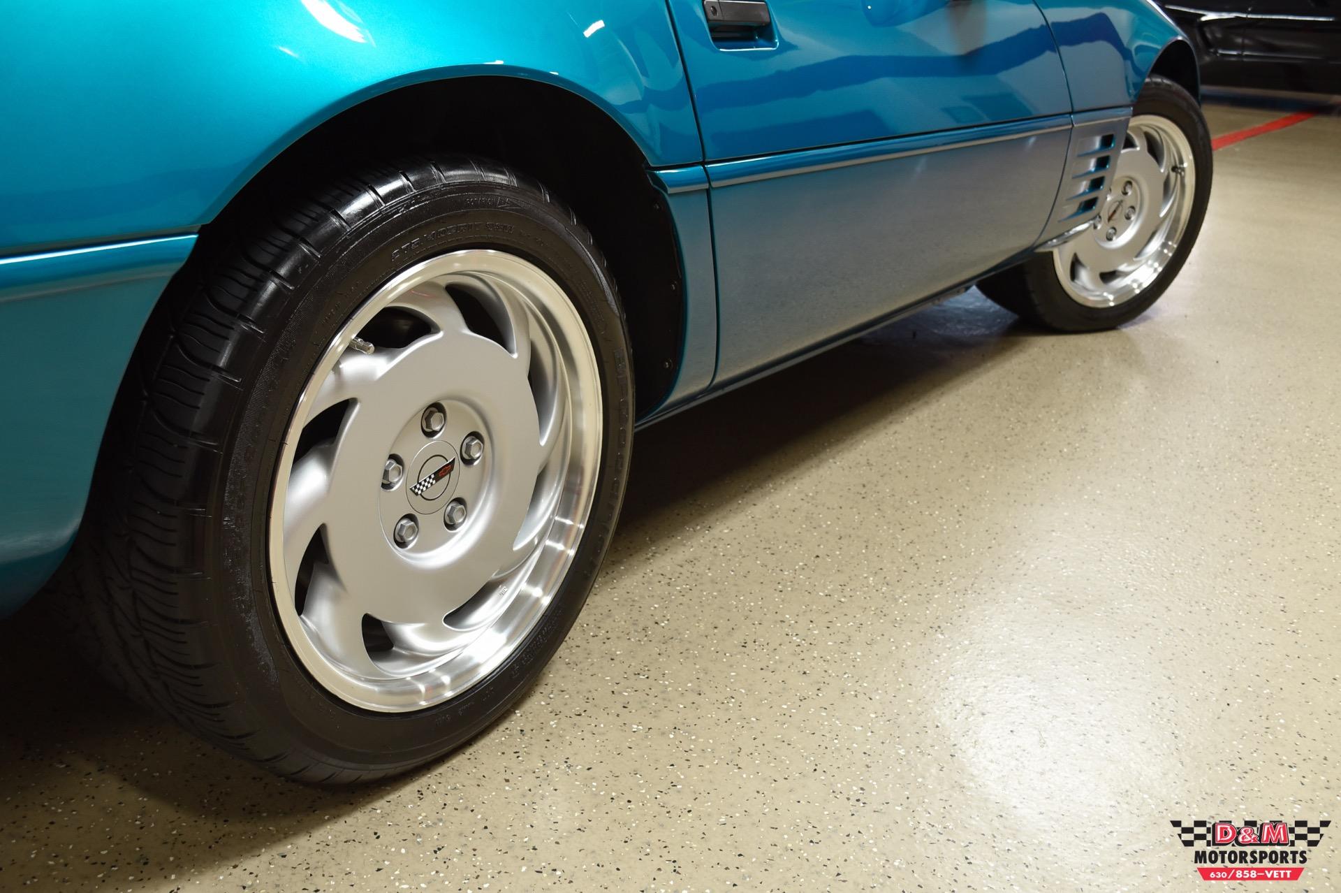 Used 1992 Chevrolet Corvette Convertible | Glen Ellyn, IL