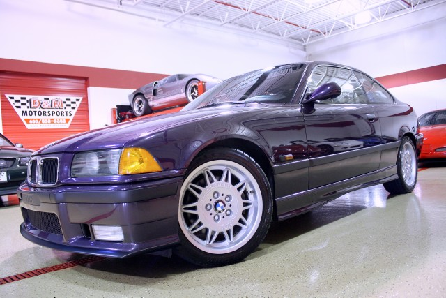 1995 BMW M3 Coupe Stock # M4385 for sale near Glen Ellyn, IL | IL ...