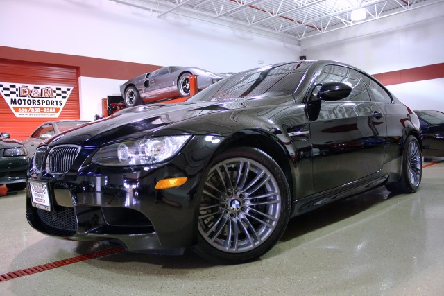 2009 bmw m3 coupe stock m4392 for sale near glen ellyn. Black Bedroom Furniture Sets. Home Design Ideas