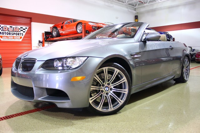 2009 bmw m3 convertible stock m4465 for sale near glen. Black Bedroom Furniture Sets. Home Design Ideas