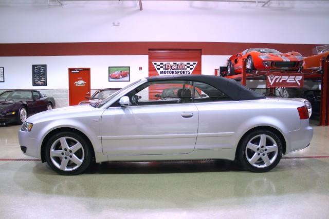 Used 2004 Audi A4 3 0 Cabriolet Quattro Glen Ellyn Il