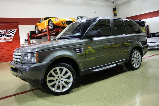 2006 land rover range rover sport supercharged stock m4019 for sale near glen ellyn il il. Black Bedroom Furniture Sets. Home Design Ideas