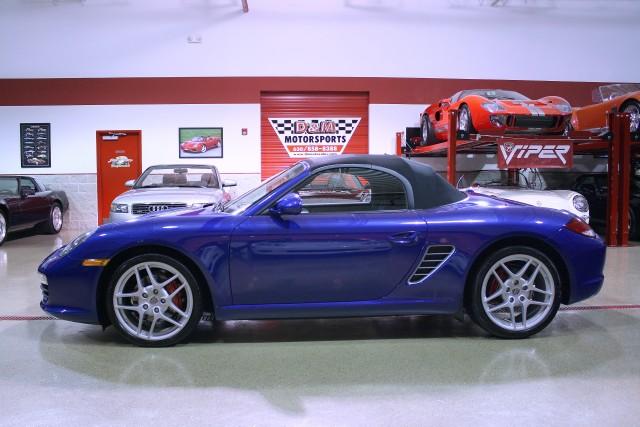 2009 Porsche Boxster S Stock M4502 For Sale Near Glen Ellyn Il