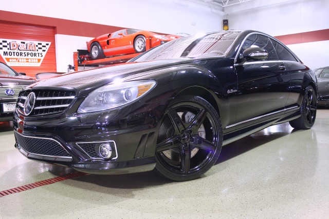 2008 mercedes benz cl class cl63 amg stock m4521 for sale near glen ellyn il il mercedes. Black Bedroom Furniture Sets. Home Design Ideas