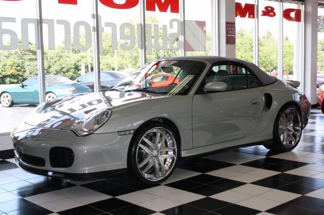 2005 porsche 911 turbo s cabriolet stock m4089 for sale. Black Bedroom Furniture Sets. Home Design Ideas