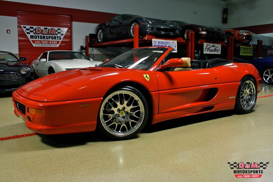 Used 1997 Ferrari F355 Spider Glen Ellyn Il