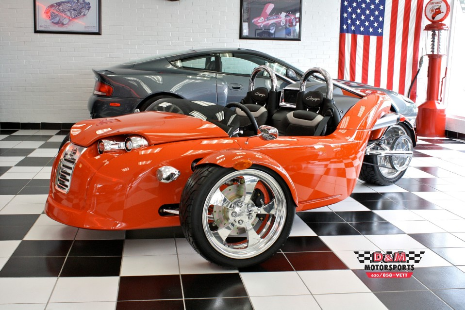 New 2011 Campagna V13R Roadster | Glen Ellyn, IL