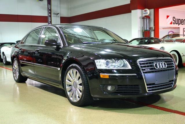 2005 Audi A8 L W12 Quattro Stock M4557 For Sale Near