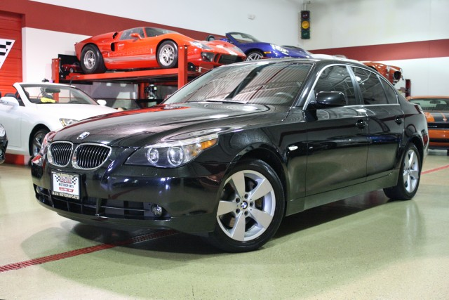 2007 bmw 5 series 530xi stock m4564 for sale near glen. Black Bedroom Furniture Sets. Home Design Ideas