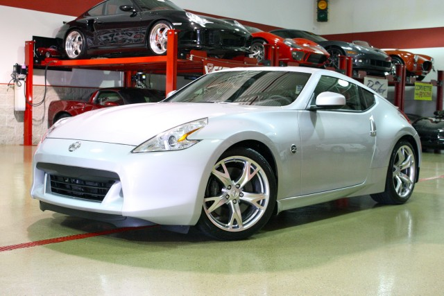 2009 nissan 370z touring stock m4600 for sale near glen. Black Bedroom Furniture Sets. Home Design Ideas