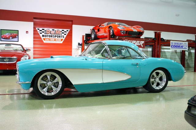 1956 Chevrolet Corvette Stock B1000 For Sale Near Glen