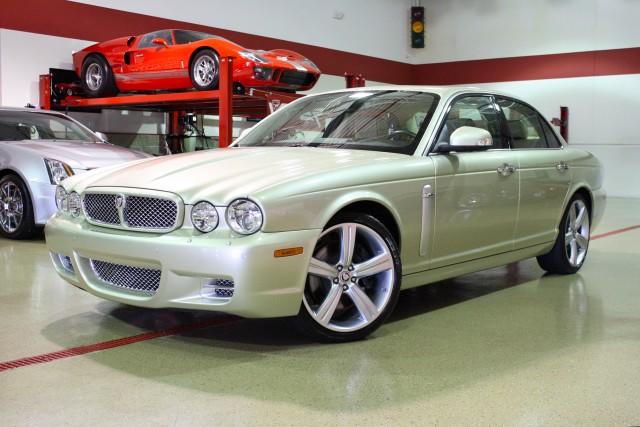 2008 Jaguar XJ-Series XJR Stock # M4634 for sale near Glen Ellyn, IL ...