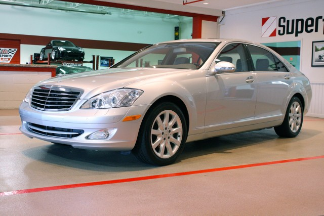 2007 mercedes benz s class s550 4matic stock m4648 for for 2007 mercedes benz s class for sale