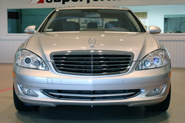 Used 2007 Mercedes-Benz S-Class S550 4MATIC | Glen Ellyn, IL