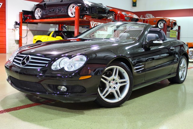 Used 2006 Mercedes Benz Sl Cl Sl500 Glen Ellyn Il