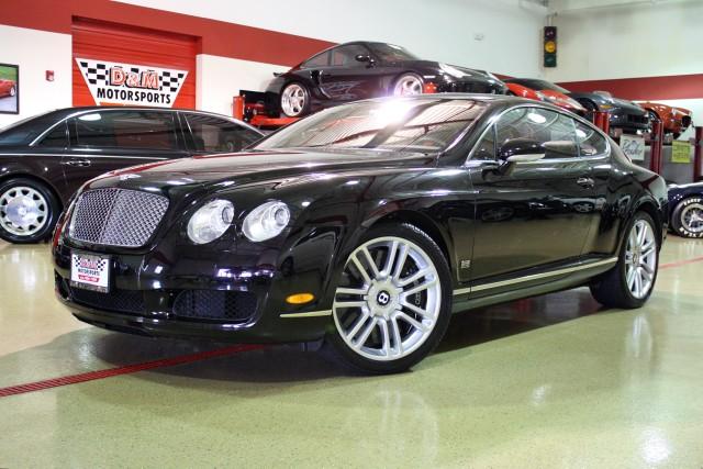2007 Bentley Continental GT Diamond Edition Series Stock  M4655