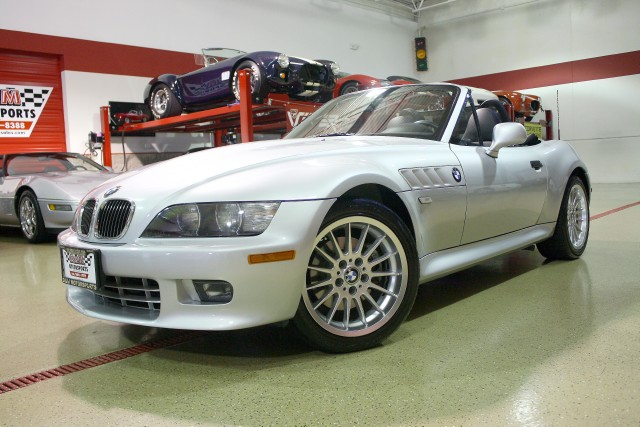 2001 Bmw Z3 3 0i Stock M4687 For Sale Near Glen Ellyn Il Il Bmw Dealer