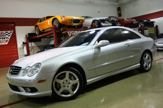 2005 Mercedes Benz Clk500 Clk500 Stock M4084 For Sale