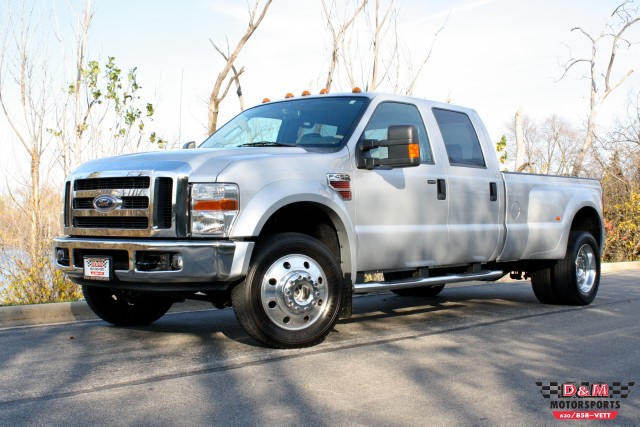 2008 ford f 450 super duty lariat stock cj001 for sale near glen ellyn il il ford dealer. Black Bedroom Furniture Sets. Home Design Ideas