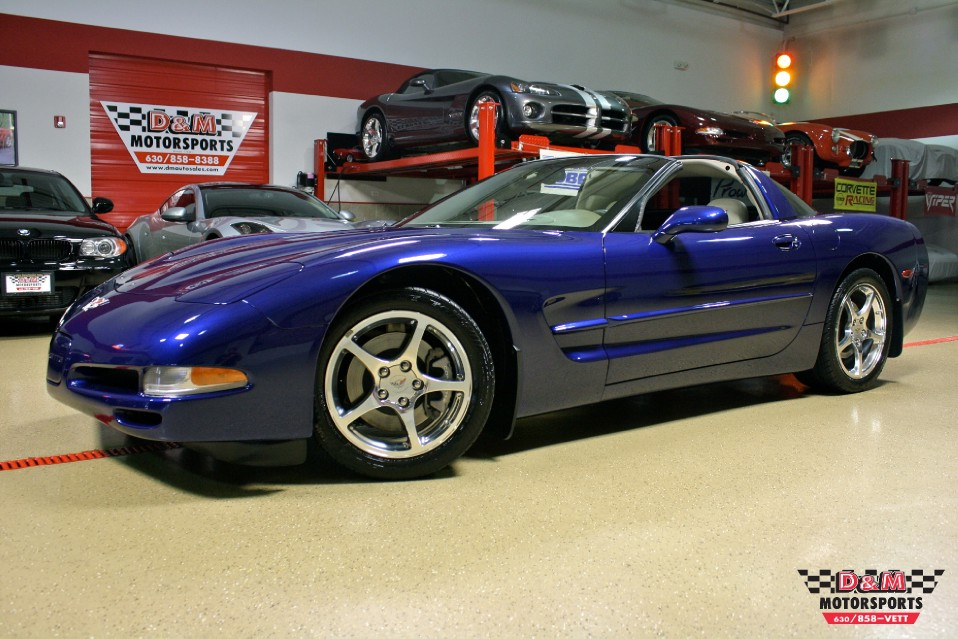 2004 chevrolet corvette commemorative edition stock m5340 for sale near glen ellyn il il. Black Bedroom Furniture Sets. Home Design Ideas