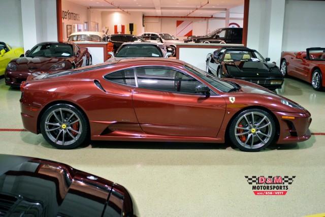 2008 Ferrari 430 Scuderia Novitec Twin Supercharged Stock