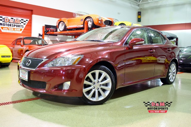 2009 lexus is 250 awd stock m4876 for sale near glen ellyn il il lexus dealer. Black Bedroom Furniture Sets. Home Design Ideas