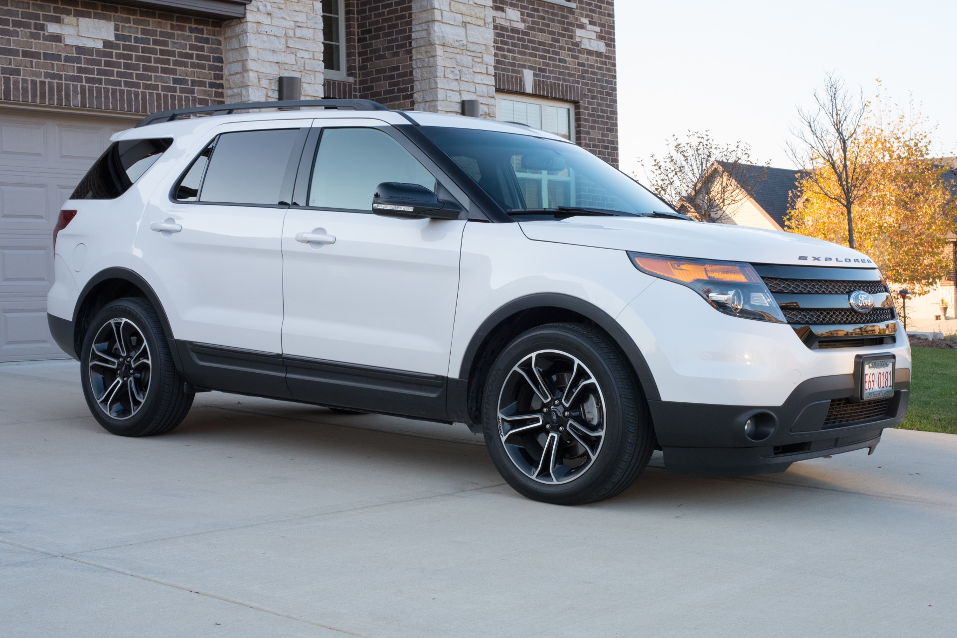 Ford Explorer Ecoboost >> 2015 Ford Explorer Sport Stock # DC1208 for sale near Glen Ellyn, IL | IL Ford Dealer