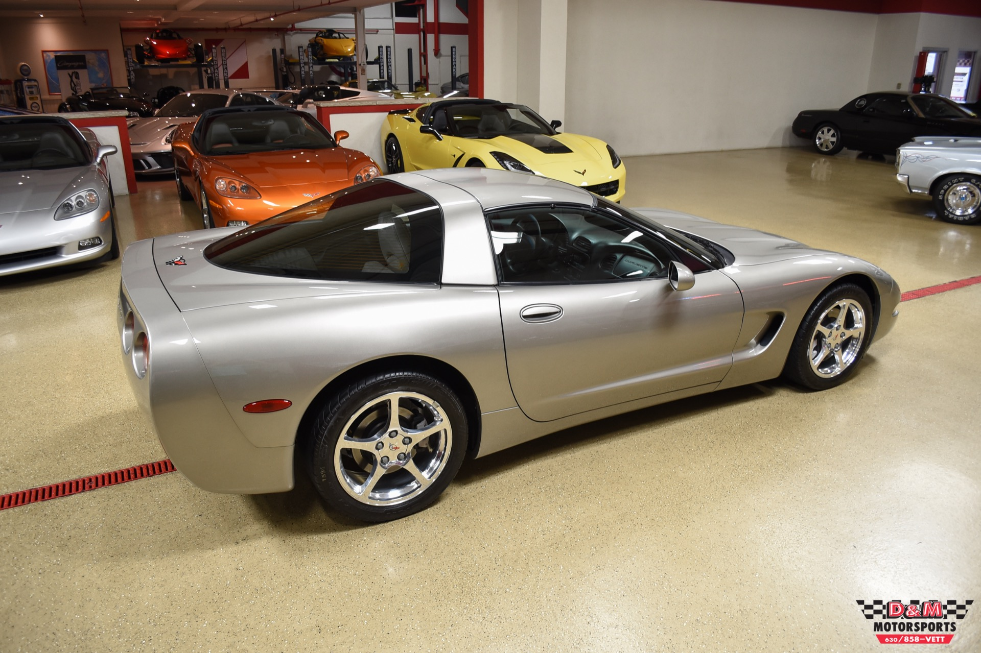 Used 2002 Chevrolet Corvette Coupe | Glen Ellyn, IL