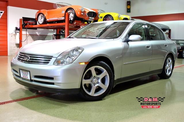 g35 sedan manual transmission for sale