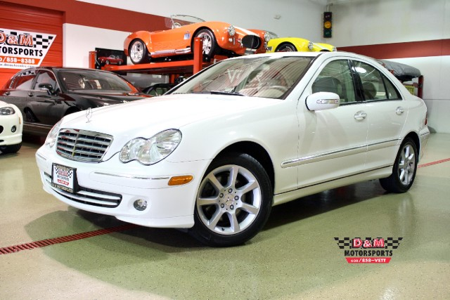 2007 mercedes benz c280 4 matic stock m4906 for sale for Mercedes benz 2007 c280