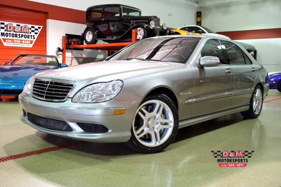 2004 mercedes benz s55 amg stock m4952 for sale near for Mercedes benz s55