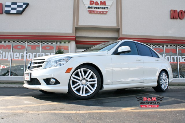 2009 mercedes benz c300 4 matic sport stock amc09 for for Mercedes benz c300 horsepower