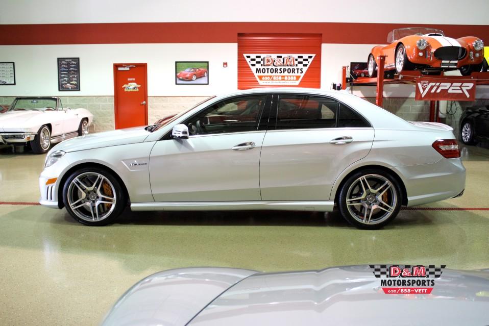 2011 Mercedes Benz E63 Amg Stock M4976 For Sale Near Glen Ellyn