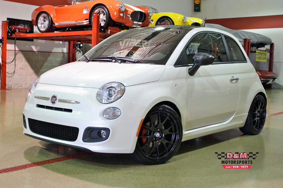 Used Fiat 500 Finance >> 2012 Fiat 500 Sport Stock # MJR6 for sale near Glen Ellyn, IL | IL Fiat Dealer