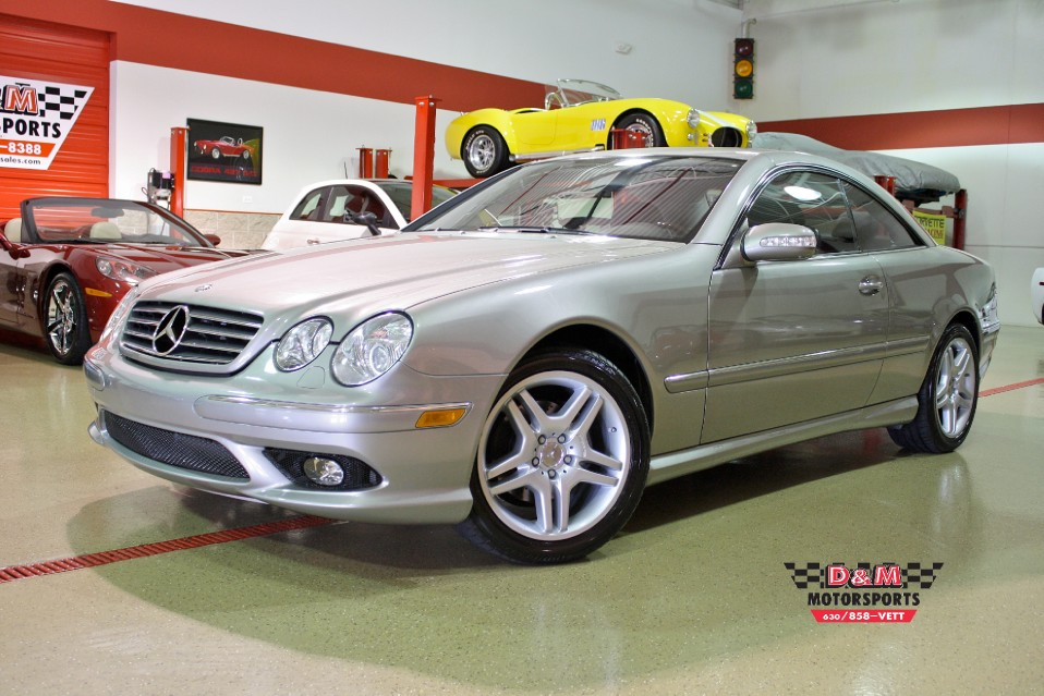2006 Mercedes Benz Cl500 Sport Stock M5009 For Sale Near