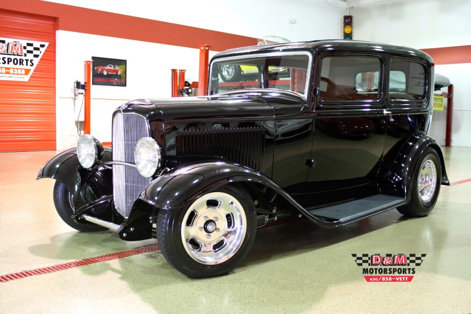 1932 Ford Tudor Sedan Stock # M5018 for sale near Glen Ellyn, IL ...
