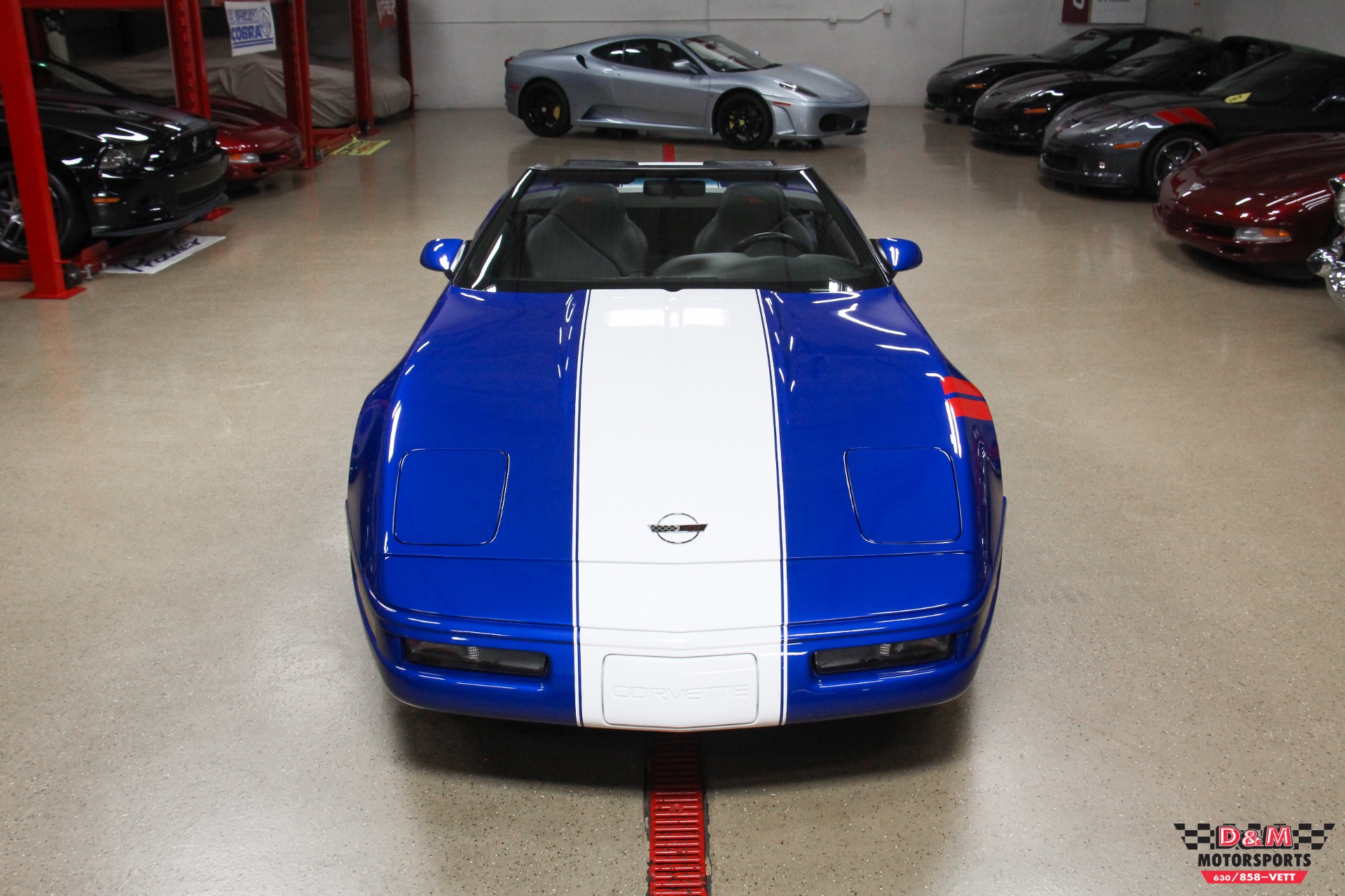 Used 1996 Chevrolet Corvette Grand Sport Convertible | Glen Ellyn, IL