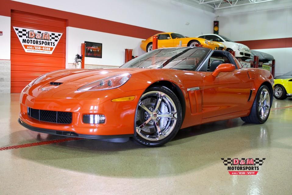 2011 Chevrolet Corvette Grand Sport Stock M5055 For Sale