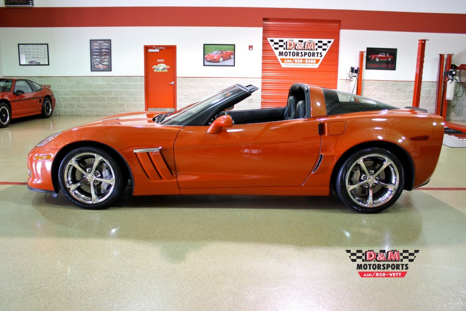 2011 Chevrolet Corvette Grand Sport Stock M5055 For Sale