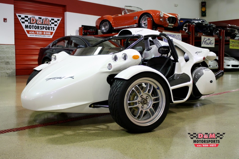 Used T-Rex Motorcycle For Sale >> 2012 Campagna T Rex R Stock M5136 For Sale Near Glen Ellyn