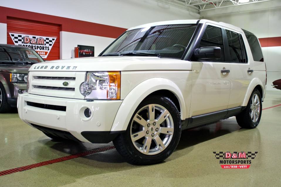 2009 land rover lr3 hse stock m5073 for sale near glen ellyn il il land rover dealer. Black Bedroom Furniture Sets. Home Design Ideas