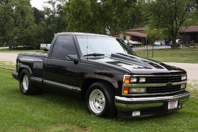 1989 Chevrolet CK 1500 Series C1500 Cheyenne Stock  M3969 for
