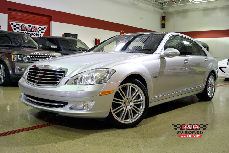 2008 mercedes benz s600 v12 stock m5105 for sale near