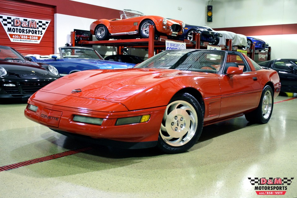 1996 chevrolet corvette lt4 coupe stock m5187 for sale near glen ellyn il il chevrolet dealer. Black Bedroom Furniture Sets. Home Design Ideas