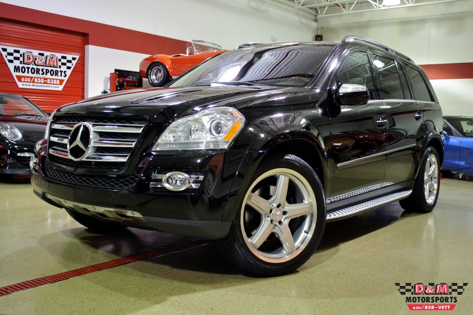 2009 Mercedes Benz Gl550 4matic Stock M5198 For Sale