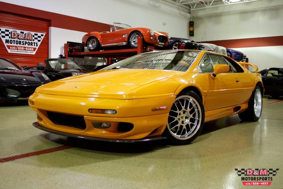 Alpine Auto Sales >> 2003 Lotus Esprit V8 Stock # M5174 for sale near Glen Ellyn, IL | IL Lotus Dealer
