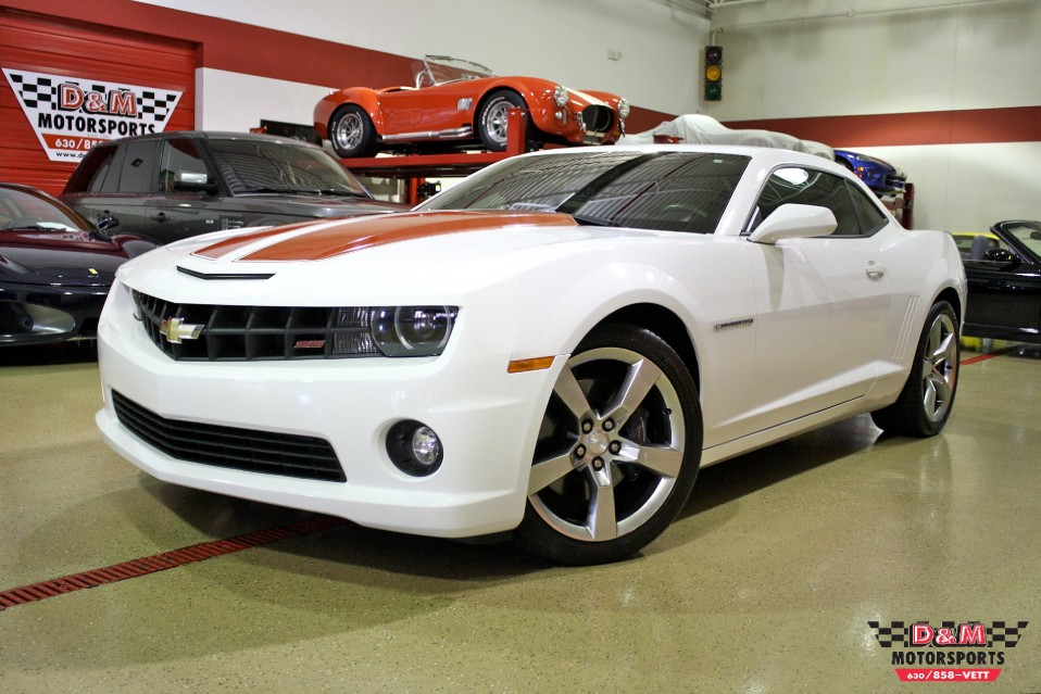 2011 chevrolet camaro ss stock m5200 for sale near glen ellyn il il chevrolet dealer. Black Bedroom Furniture Sets. Home Design Ideas