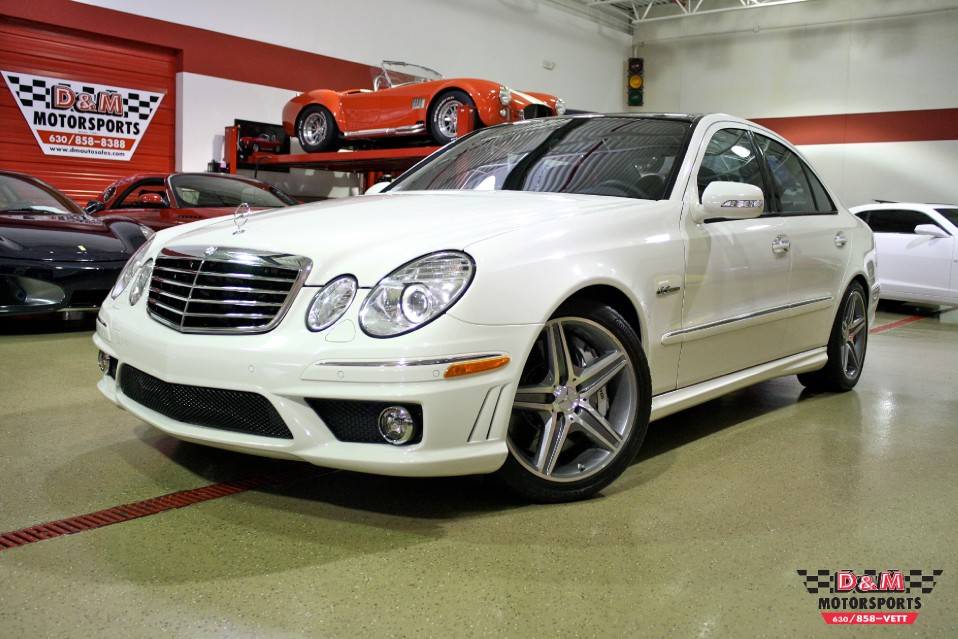 2009 mercedes benz e63 amg stock m5205 for sale near for Mercedes benz amg used